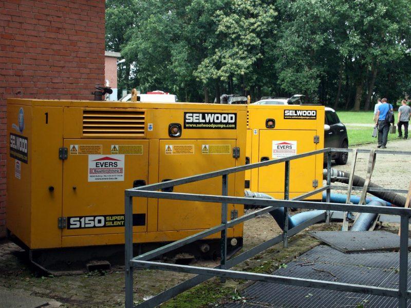 Selwood S150 Hochleistungspunpe