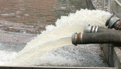 Wasserhaltung