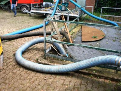 Pumparbeiten